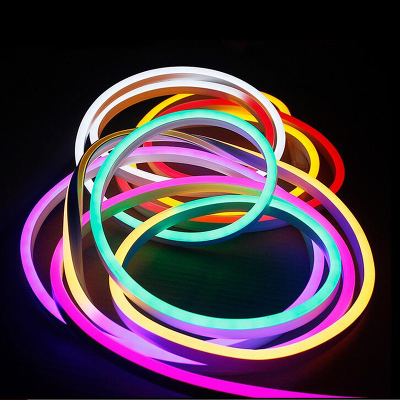 Alibaba China neon light words PVC 12v underwater light rgb color changing led neon flex tube string