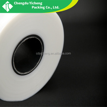 hot sale pof shrink film for cellophane gift wrap with slide cutter