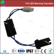 C2 led warning cancellor,for T10 led car bulb,LED warning cancellor