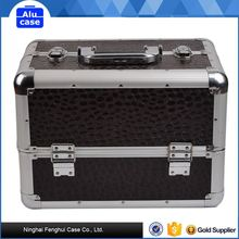 Wholesale Price Aluminum Professional Cosmetic/Makeup Beauty Box Makeup Vanity Case