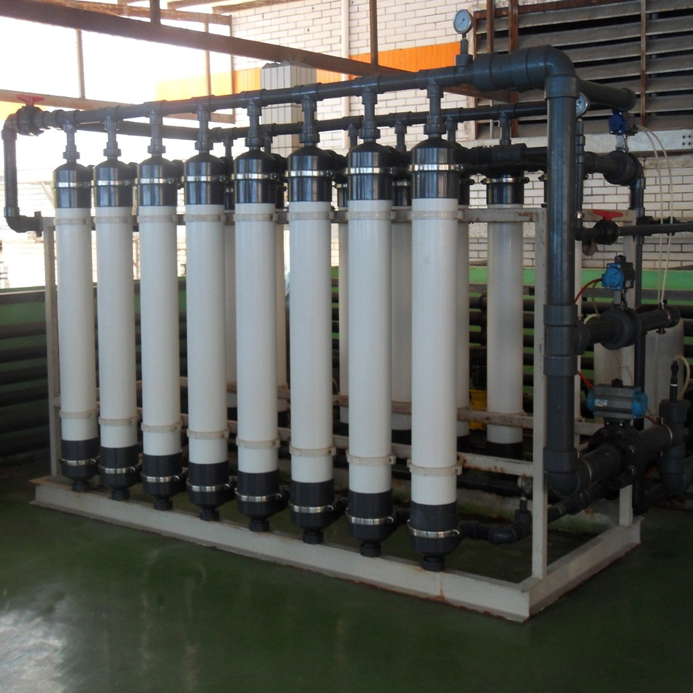 Ultrafiltration System Borehole Underground Water