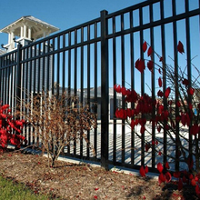 Aluminum fence / residential fences / iron fence designs