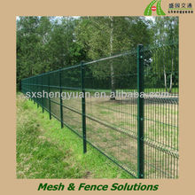 SGS Certified Plastic Wire Mesh Fence For Lawn Edging