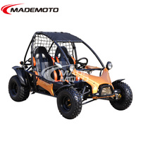 150cc jinglong engine chain drive electric start off road go kart have strong bility