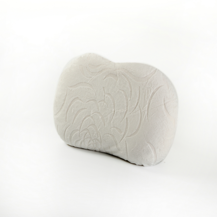 Breathable baby head pillow memory foam round pillow for baby