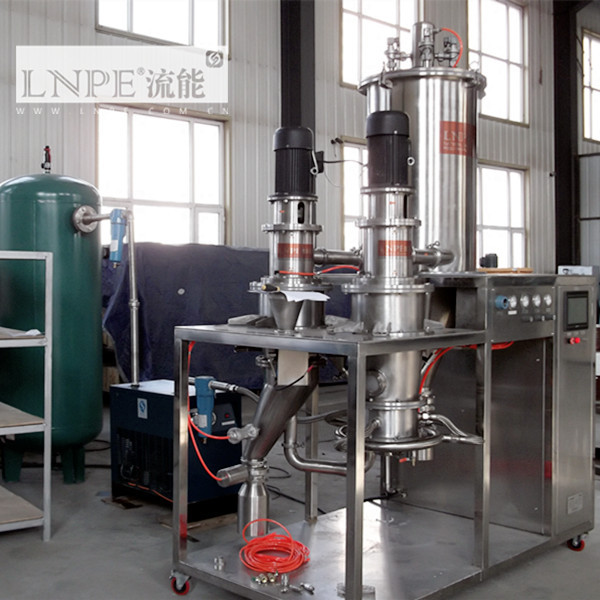 Food Dry Micro Powder Milling Machine
