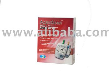 Accuscan 3 in 1 Multifunction Meter