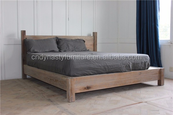 vintage reclaimed wood beds bedroom furniture