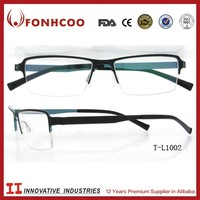 FONHCOO Quick Delivery 2016 Fashion Stylish Optical Glasses Frames For Men
