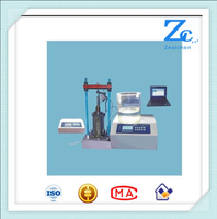 soil test machine for triaxial compression