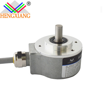 Multi-turn absolute motor encoder 50mm 12bit ccw