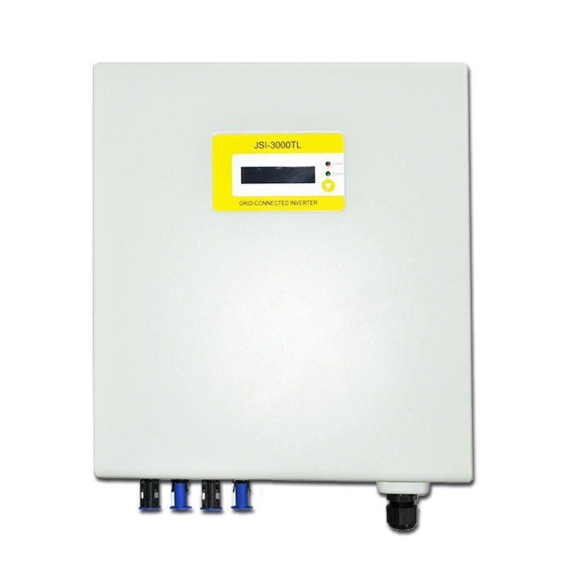 3kw on Grid-tied Solar Inverter with MPPT saving 20% panels