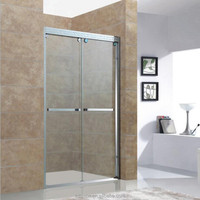 china supplier bathroom tempered glass door modern house design