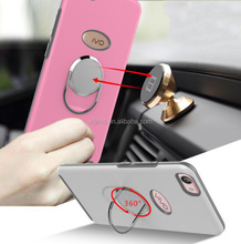 360 rotating degree Support Ring Holder phone case for Vivo X7 hot Mobile Phone case for Vivo X7 Plus