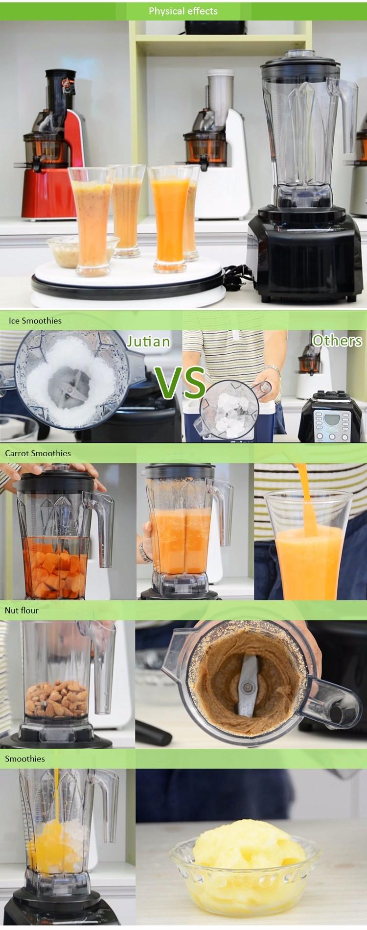 BPA БЕСПЛАТНО материал Бар оборудование батарейках кухонный комбайн бытовой техники