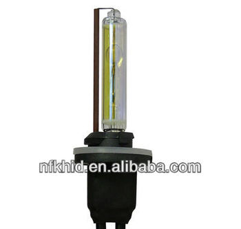 AC 55W H27 HID xenon bulb with gold coating