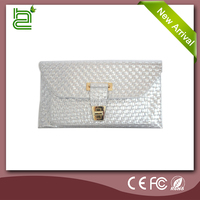 Excellent materials great style amazing White PU authentic designer bags