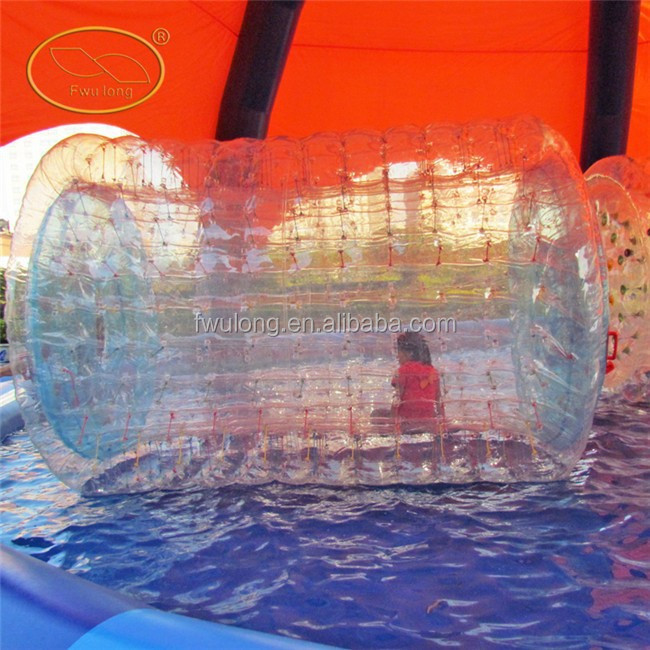 Lake floating giant inflatable water ball for sale