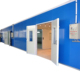 CE Approved Custom-made Furniture Spray Paint/Paint Booth with Water Curtain