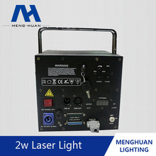 Hot sell and high quality christmas lights 2w rgb full color animation laser light