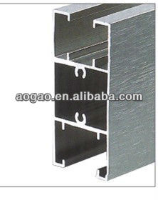 H shape aluminum profile for 18mm panel
