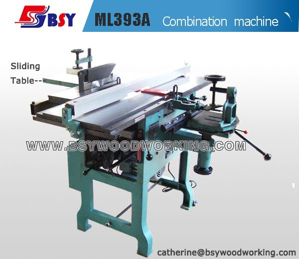 Multipurpose woodworking machine 6 in 1 functions