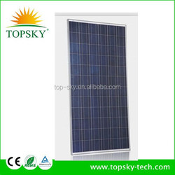 Solar panel price 250W Hanwha, Q-cell, Yingli in large quantity supply