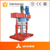 Car paint mixing machine, industrial planetary mixer, equipment used for car paint