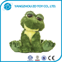 high quality fashion new style soft rubber animal toys for kids