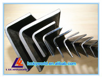 steel hollow section bar SAE/hot rolled equal steel angle bar supplier in china
