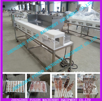 stainless steel sting machine