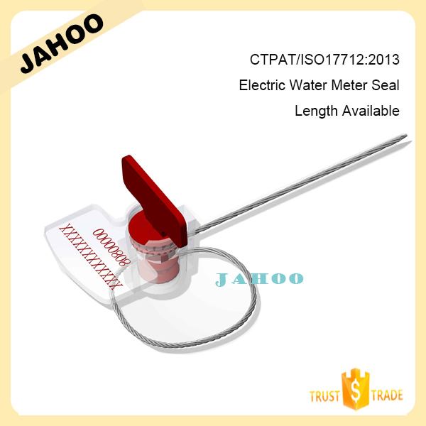 ISO 9001Container Twist Lock, Electric Meter Security Seal Wire and Plastic