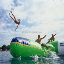 customized size inflatable water blob inflatable water catapult blob for sale. P5019B