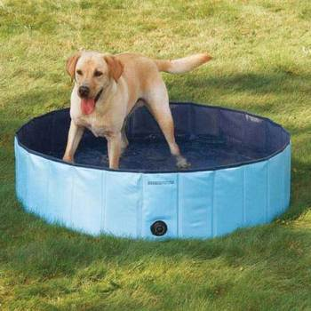 Indoor Pet Portable Tough and Sturdy Dog Swimming Pool