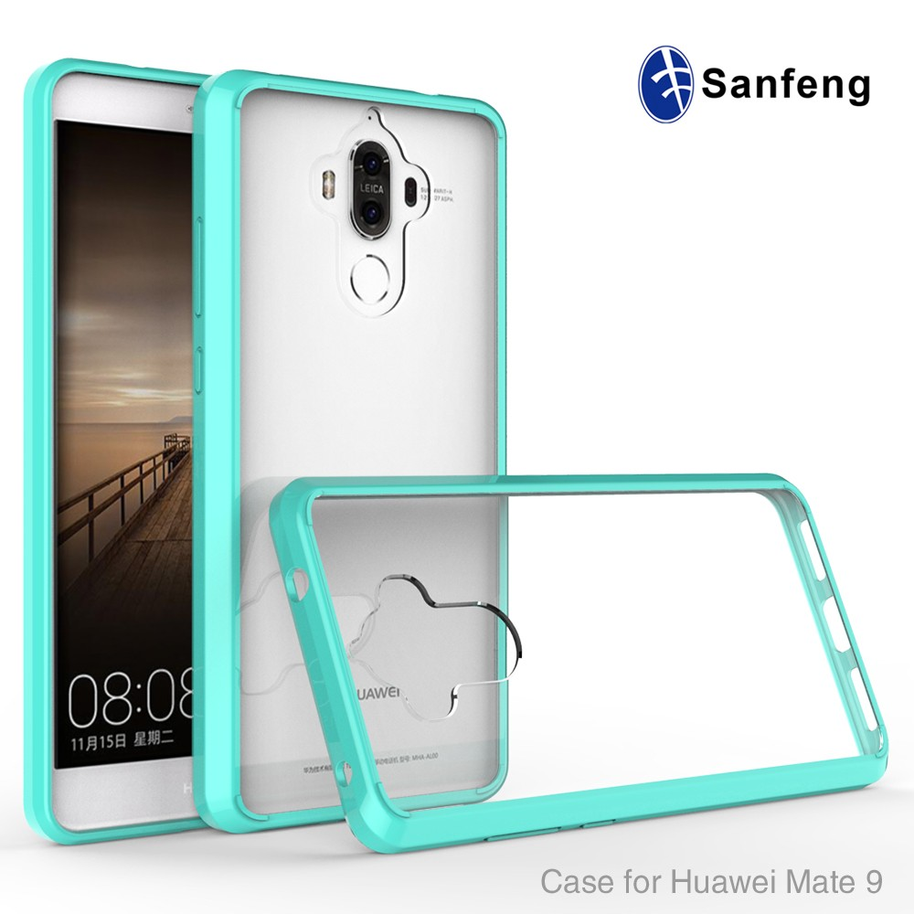 Newly Dirty-resistant Anti-Scratch Acrylic Crystal Phone Case for Huawei Mate 9