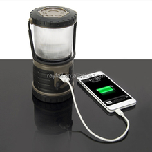 L3R Rechargeable solar inflatable camping lantern