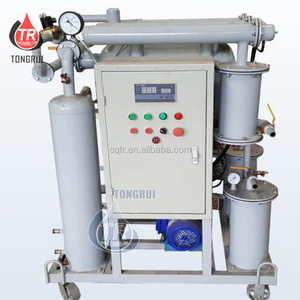 Mobile Transformer Vacuum Oil Purifier, Insulation oil Filtration system