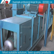 QH69 series section steel plate shot blasting machine/line