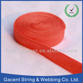 Superior quality sewing elastic tape folding over for garment