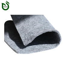 100%polyester car interior needle punched nonwoven fabric with flame retardency