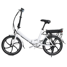 20 inch foldable lithium battery 36V250W electric bicycle 2018 new