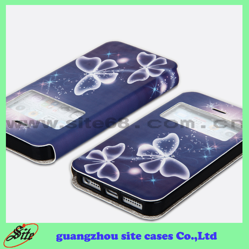 High quality cell phone case for Iphone 5 original protective back cover