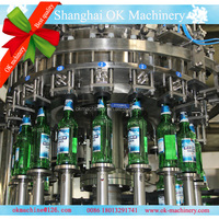 4000-5000BPH beer canning equipment
