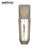 Recording top 10 large diaphragm condenser microphones,microphone diaphragm replacement parts
