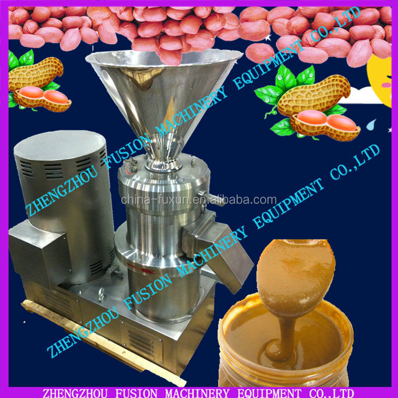 fruit jam making machine/peanut jam maker