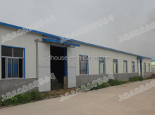 Chinese manufacturer large space prefabricated house,mobile warehouse container for workshop plant/warehouse/hangar