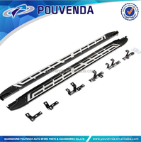 2016 side step running boards for Honda Vezel 4x4 accessories