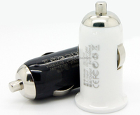 dual usb charger for IPAD/IPOD/Iphone/PDA/mobile phone