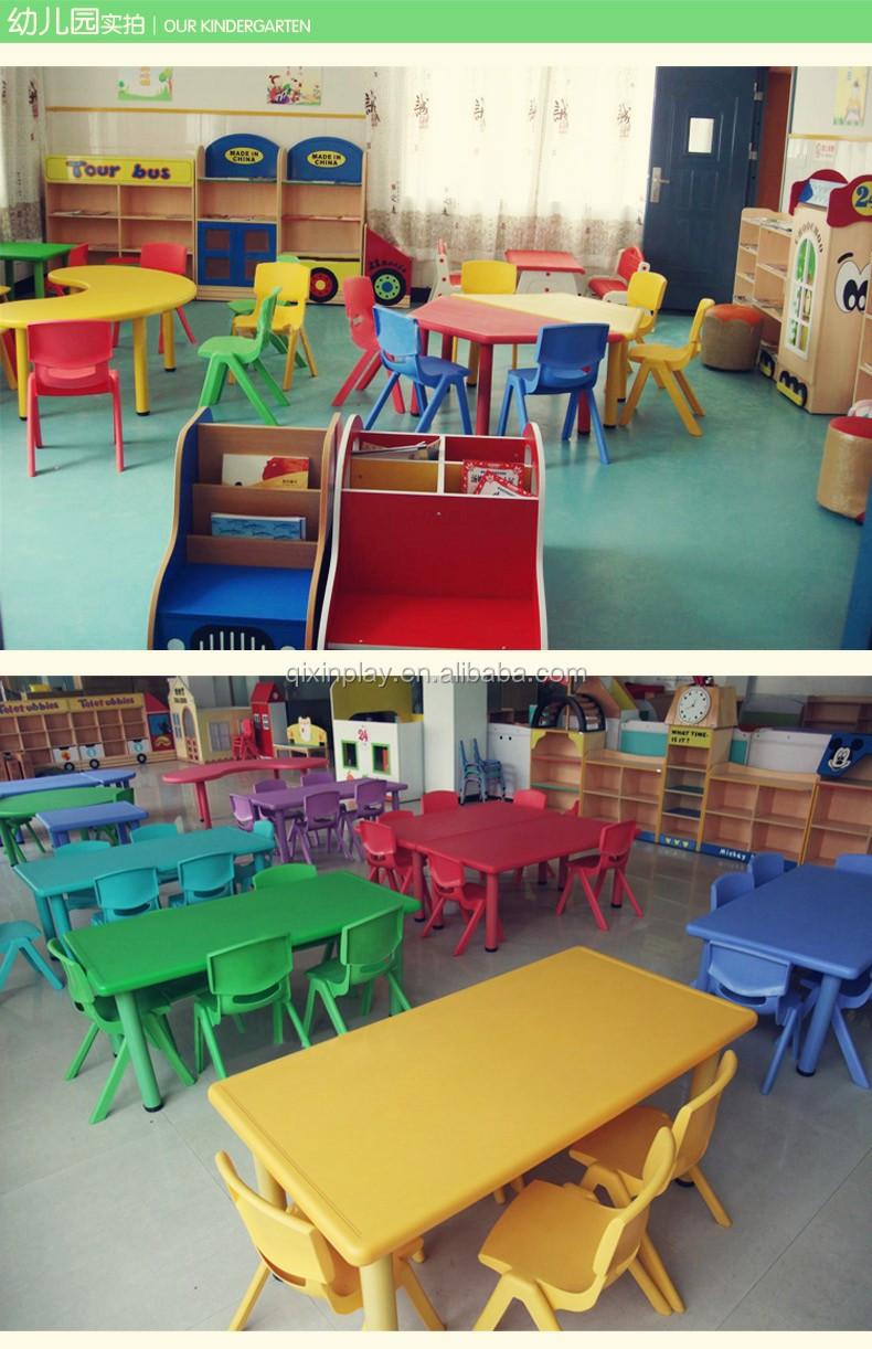 2016 Guangzhou Cheap Preschool Furniture Kindergarten Furniture Tables And Chairs Nursery
