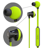 Stereo sport bluetooth wireless earphone for phone,bluetooth head with music